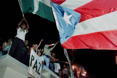 Historia de nuestra bandera -cronología